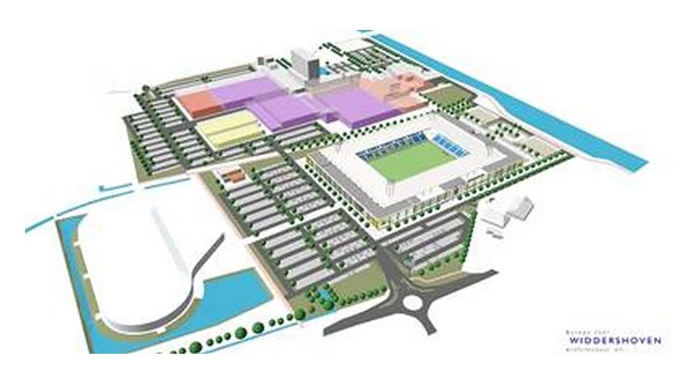 Stadion Cambuur Impressie