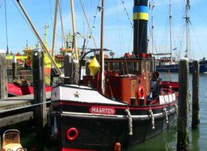 Maarten stoomsleepboot