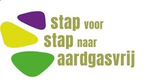 Logo Stap voor stap naar aardgasvrij